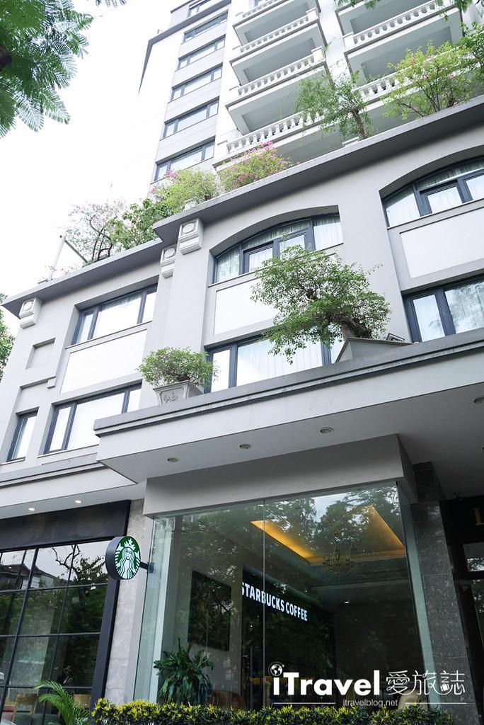 越南酒店推荐 河内兰比恩酒店Lan Vien Hotel (2)