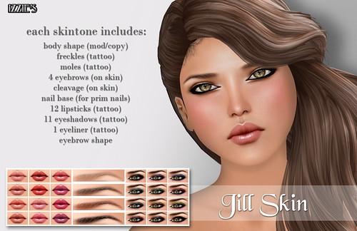 Jill Skin