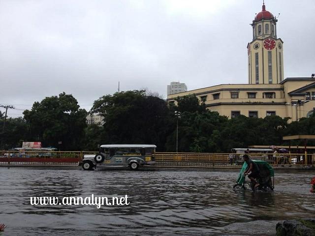 Manila City Hall - Maring