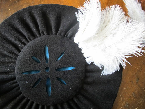 The huge 16th century German hat - 19