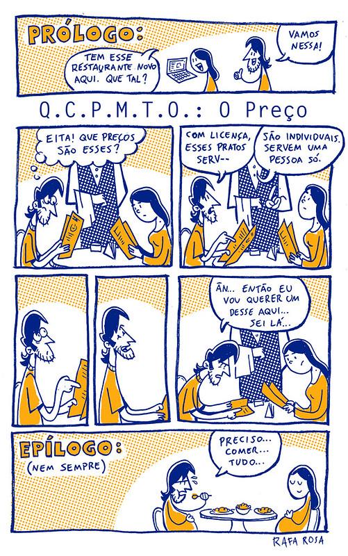 QCPMTO: O Preço