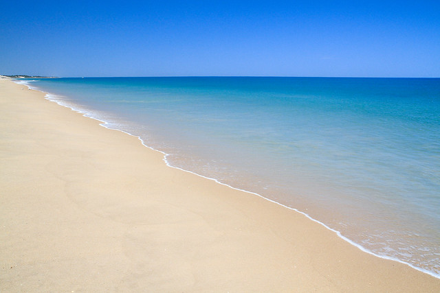 Bliss at Myalup beach