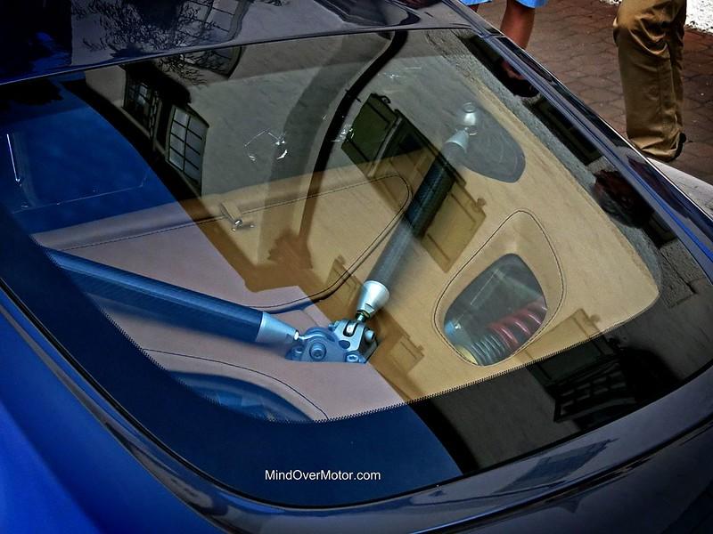 Aston Martin One-77 Suspension Brace