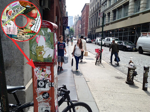 RJFC sticker #37 Left in New York!