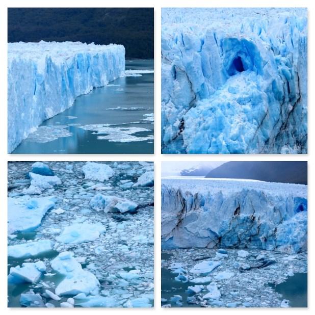 Perito Moreno en verano
