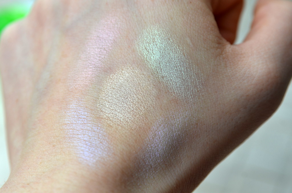 swatches nouveau-nee five colours