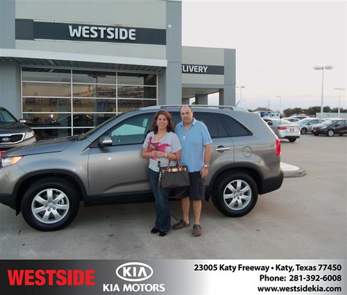 Happy Birthday to Nohra Urrego from Moore Jerry and everyone at Westside Kia! by Westside KIA