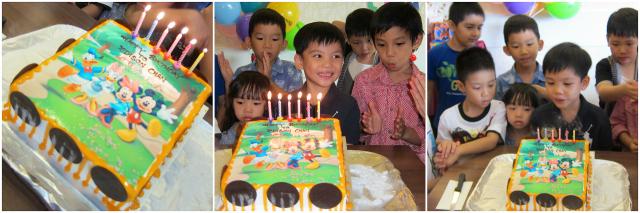 Swensen Birthday Cake Price
