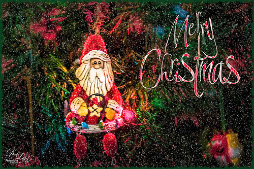 Christmas Ornament of Santa Claus image