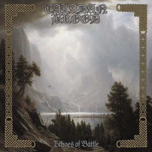 Cover of Echoes Of Battle by Caladan Brood