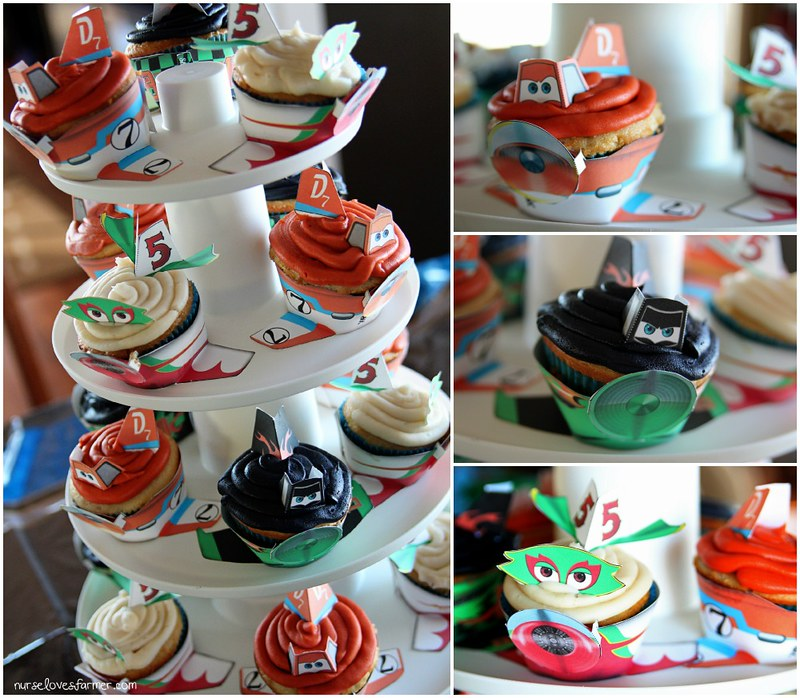 Braden's Disney Planes 4th Birthday Party (4/6)