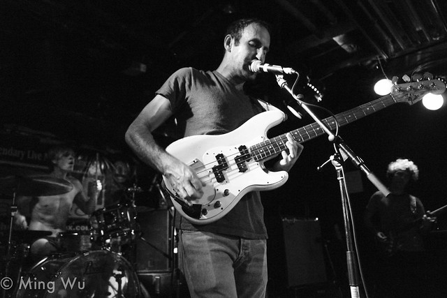 Preoccupations @ Zaphod Beeblebrox