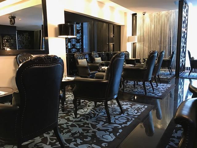 Petit dej - Lounge - W Doha