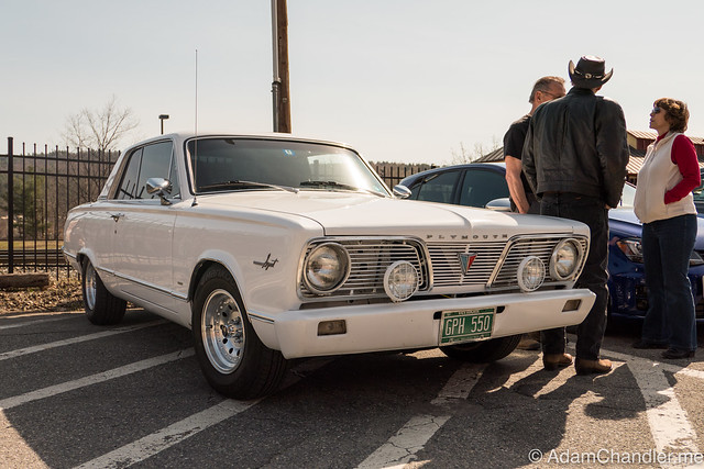 Cars & Coffee Upper Valley April, 2017
