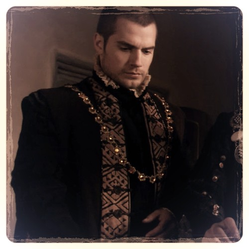 Henry as Charles Brandon