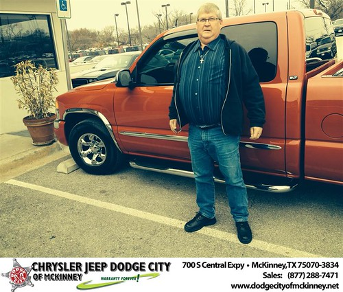 Thank you to Donald Bates on your new 2004 #Gmc #Sierra 1500 from Dale Graham Graham and everyone at Dodge City of McKinney! #NewCar by Dodge City McKinney Texas