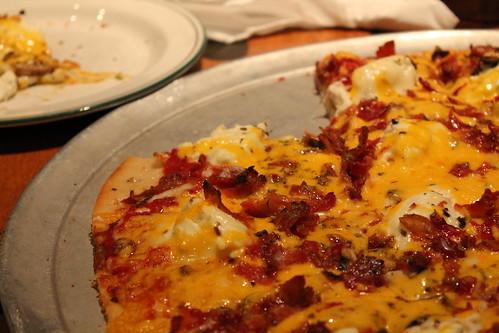 Pizza Alla Quattro Formaggio