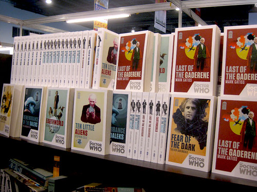 Doctor Who 50th Anniversary books