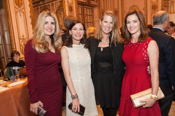 Suzanne Levit, Lisa Zanze, Susan Clatworthy, Carol Bonnie