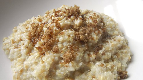 Quinoa Oatmeal 16
