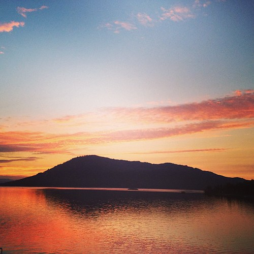 #sunset at Swartz Bay BC Canada by @MySoDotCom