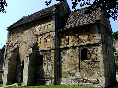 Saxon church Bradford-on-Avon