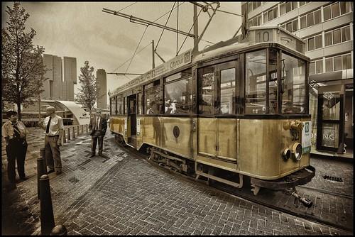 Rotterdam Tram by Davidap2009