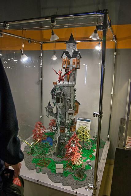 Wroclaw 2014 Wystawa klockow LEGO Klockomania 09-1