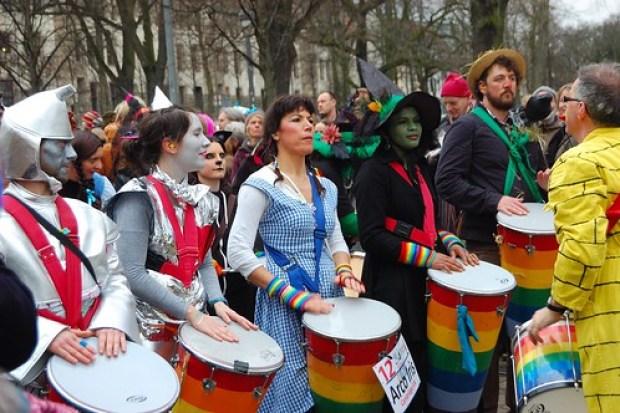 Bremen Samba Umzug