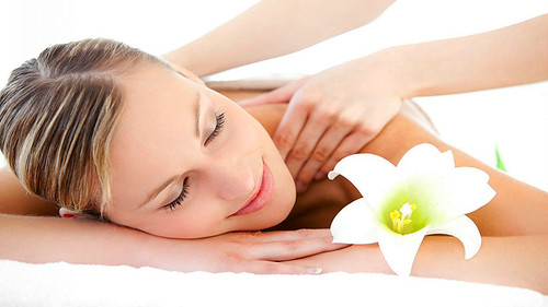 Even a single massage session can relax your muscles and support the production of endorphins - both of which help reduce daily stress. https://www.massageenvy.com/massage/