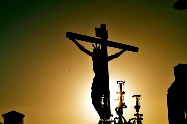 Cristo sobre el Monte Calvario - Viernes Santo 2017