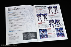 Metal Build 00 Gundam 7 Sword and MB 0 Raiser Review Unboxing (12)
