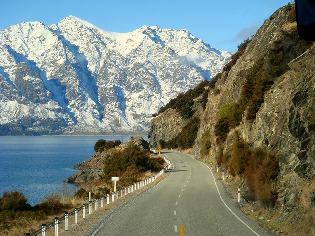 Beautiful New Zealand