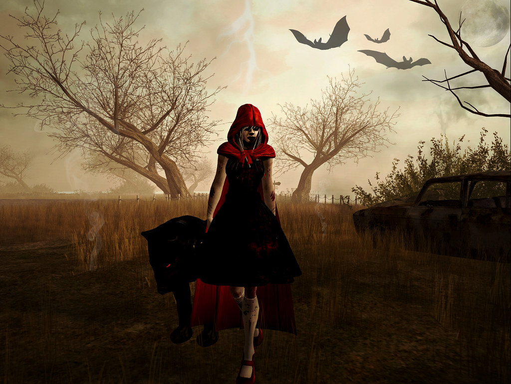 Little Evil Red Riding Hood