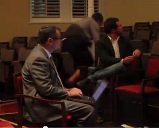 Tim Echols GA PSC and Seth Gunning GA Sierra Club