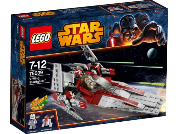 75039 V-Wing Starfighter