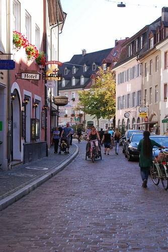 Streets of Freiburg