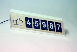 Fliike, compteur de fan Facebook