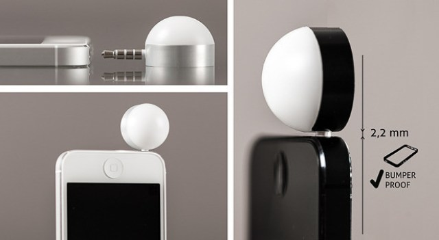 lumu exposimetro para smartphones