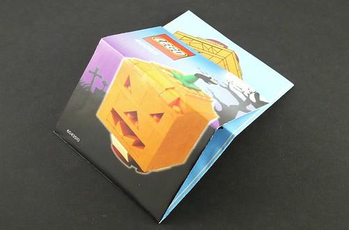 LEGO 40055 Halloween Pumpkin 02