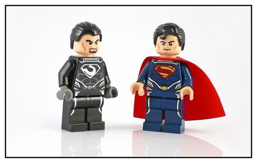 LEGO Super Heroes DC Universe 76002 Superman Metropolis Showdown 08