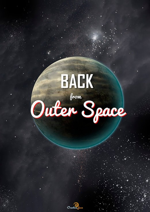 Outer Space Design