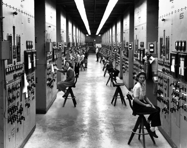 """ The Calutron Girls"" Y-12 Oak Ridge 1944"