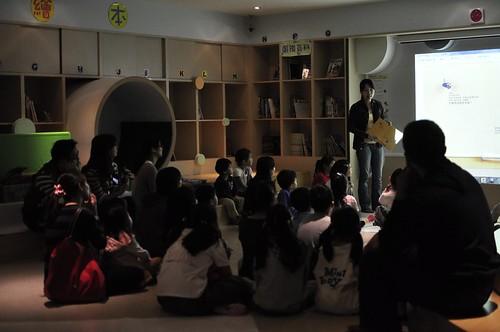 2013台南樹谷園區生活科學館「親子木作坊」(8.8ys)