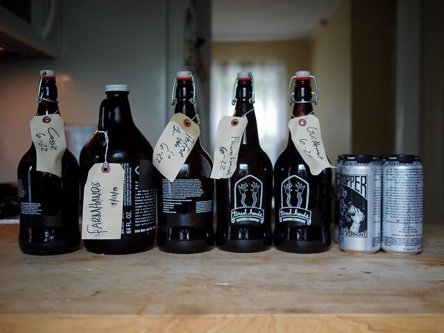 Beer Haul 6-27-13