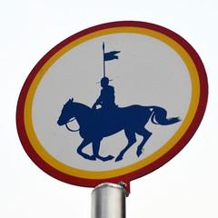 RCMP Logo Sign