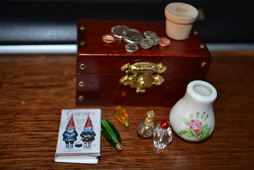 Dollhouse Treasures by craftfaerie