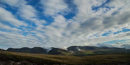 Cloudy Nantlle Ridge