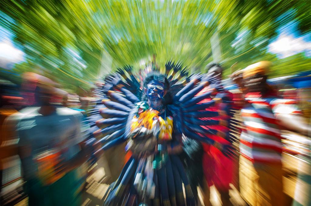 Kulasekarapattinam Dasara Festival