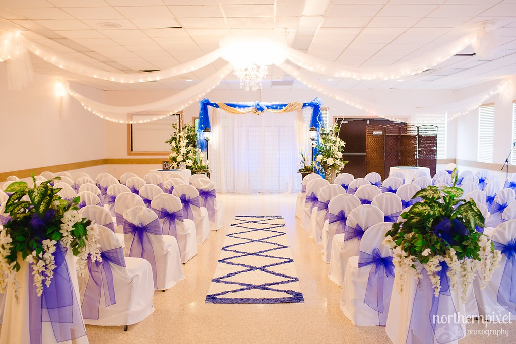 Columbus Community Center Wedding - Prince George BC